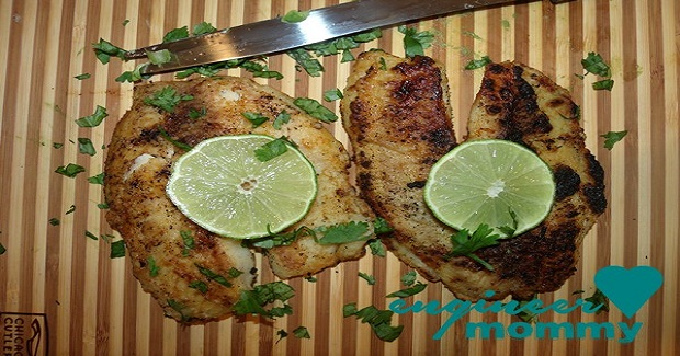 Fiesta Lime Tilapia Recipe