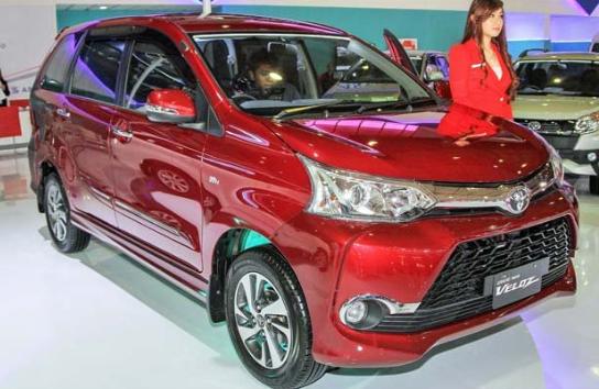 Daftar Harga Mobil Toyota Avanza Terbaru 2018 Lengkap Kes dan Kredit