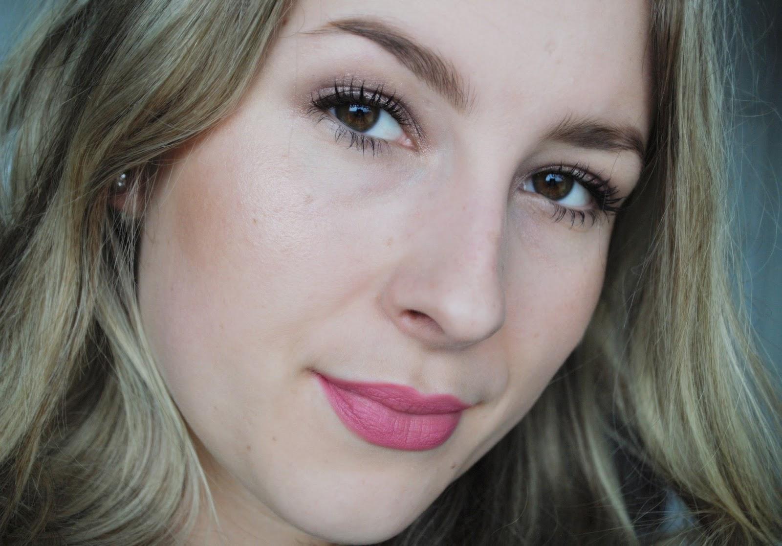 swatch liquid eyeshadow provoke