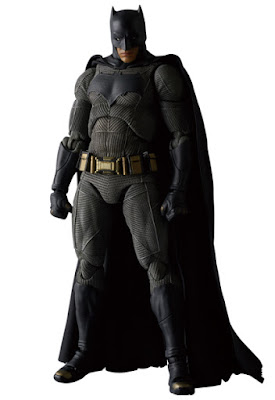 Batman v Superman: Dawn of Justice MAFEX Action Figures by Medicom - Batman