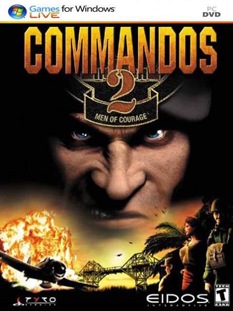 لعبه commandos 2 كامله تحميل مباشر