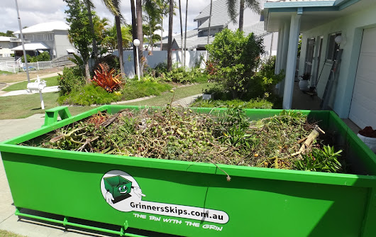 Hire Skip Bin in Townsville