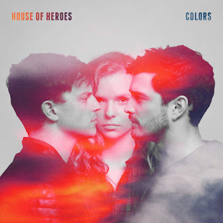 House Of Heroes - Colors (2016) - Album Download, Itunes Cover, Official Cover, Album CD Cover Art, Tracklist