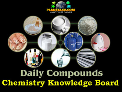 Daily Chemical Compounds Application