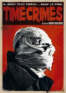 Timecrimes, french poster, affiche française, il avait tout prévu sauf le pire, Nacho Vigalondo, fantastique, Espagne
