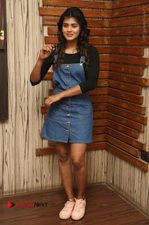 Actress Hebah Patel Stills at Nanna Nenu Naa Boyfriends Movie Interview  0154.JPG