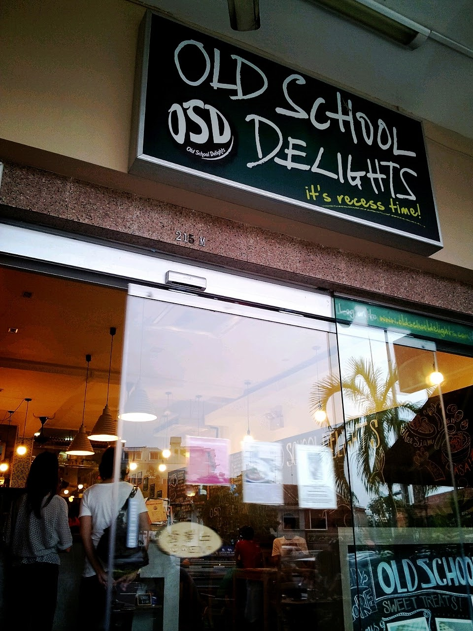 Food Review | Old School Delights