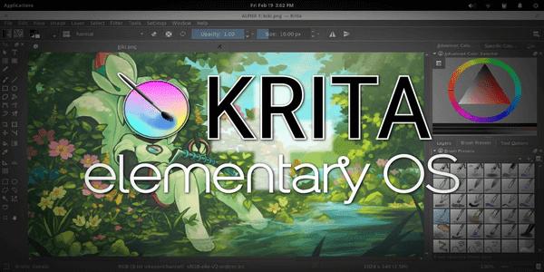 برنامج-Krita-لتصميم-وتحرير-الصور
