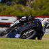 Jacobsen lidera el segundo día del Test en World Supersport