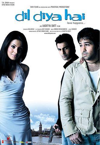 Dil Diya Hai (2006) Movie Poster