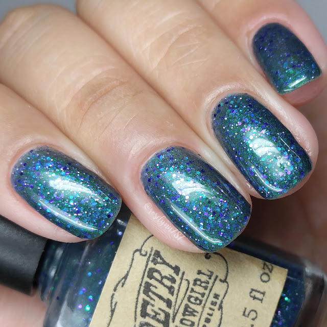 Poetry Cowgirl Nail Polish - Under the Sea