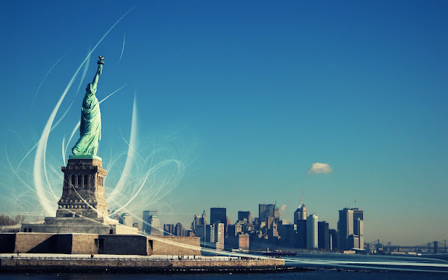 Statue of Liberty of New York images