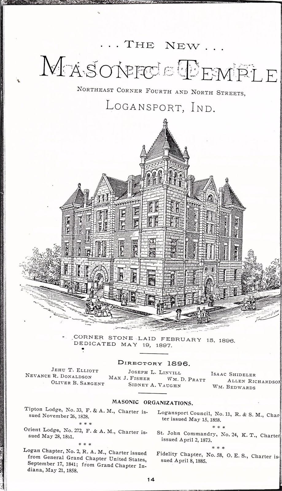 Cass County Historical Society and Museum: The Masonic