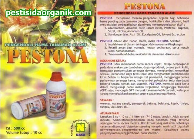 pestona nasa pestisida nabati walang sangit wereng belalang ulat