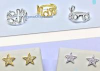 Logo Vinci gratis orecchini o anello Allinoro in argento