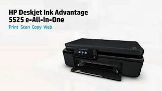 electronic mail in addition to to a greater extent than from nearly anywhere alongside wireless in addition to mobile printing Download Driver HP Deskjet 5525