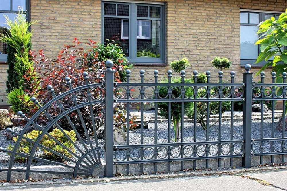 Beauty of Your Wrought Iron Fence