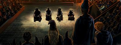 Магьоснически трибунал - Хари Потър и огненият бокал