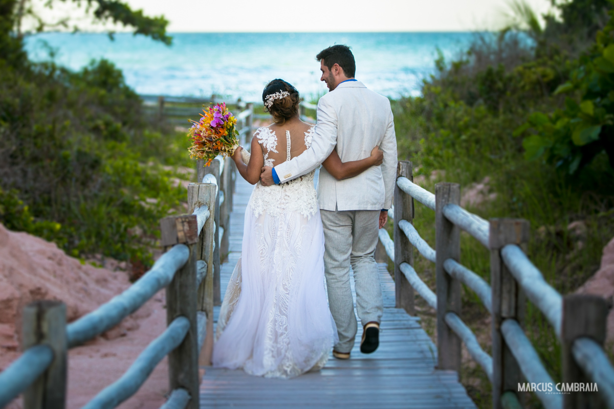 casamento no club med trancoso destination wedding na praia