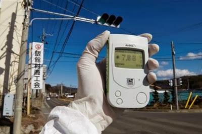 Radiación en Fukushima mata a una persona en 20 minutos, 10 de Diciembre 2013