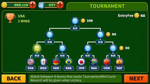 Free Download Game Man Of Soccer APK (MOD Unlimited Money) Terbaru 2018