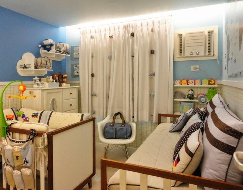 cuarto pequeño para bebé