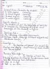 Class 7 Lesson Plan For English Subject
