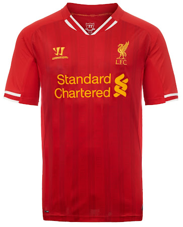 brand new 6f8c0 103e1 Liverpool 13-14 (2013-14) Home + Away + Third Kits Released ...