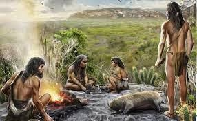 Os primeiros grupos humanos da América