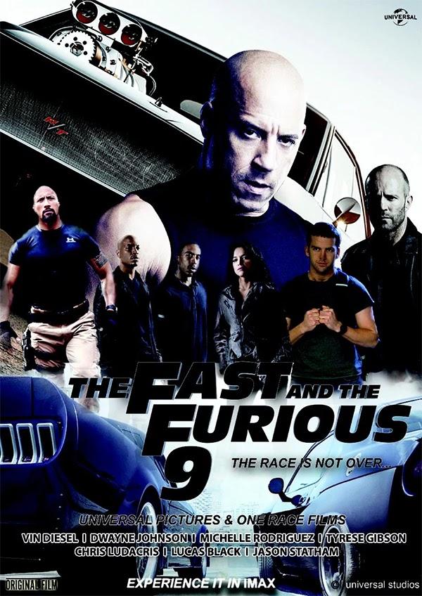 Filem: Fast & Furious 9