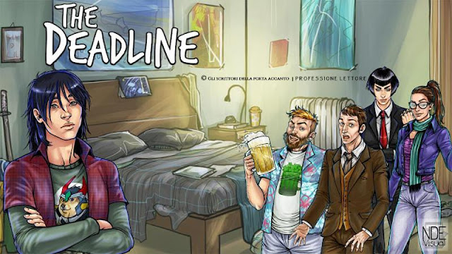 The deadline: la visual novel di Nativi Digitali Edizioni - Libri, scrittori
