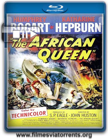 Uma Aventura na África Torrent - BluRay Rip 720p e 1080p Legendado (1951)
