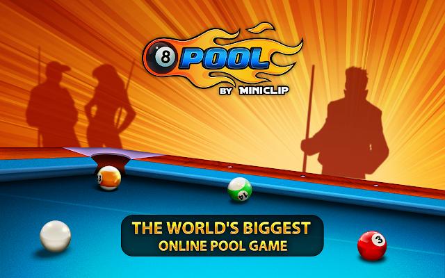 تحميل لعبة 8Ball Pool V3.4.0 مهكرة للاندرويد