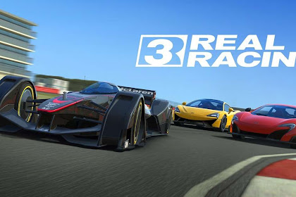 Download Real Racing 3 Apk Mod v7.1.1 Unimited Money +  Free Gold