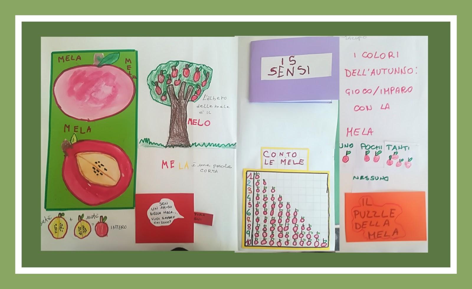Il Blog Della Maestra Francy I Colori Dellautunno Parte 3