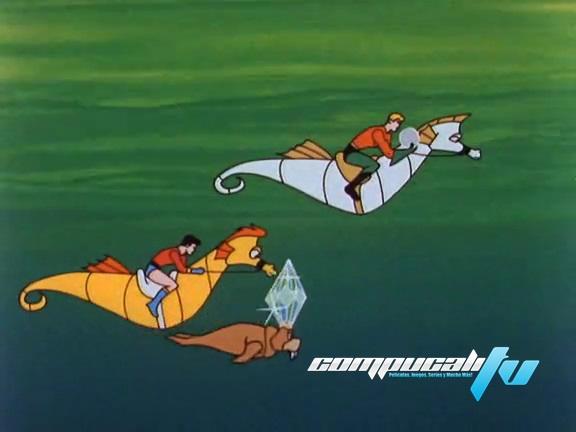 Aquaman Serie Completa DVDRip Español Latino