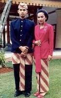 Provinsi Jawa Barat - Pakaian Adat Tradisional Kebaya