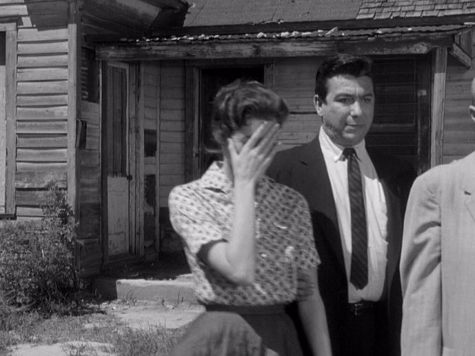 Just Screenshots: Anatomy of a Psycho (1961)