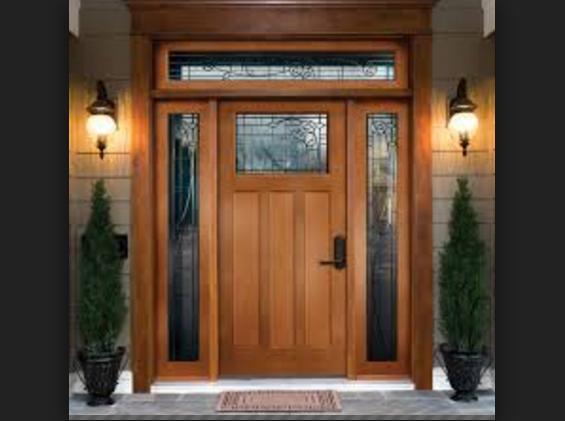 Beberapa Gambar Model Pintu Menarik Untuk Rumah Anda