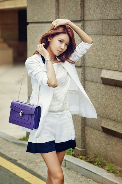 Steal Her Look: Sooyoung's Classy in White