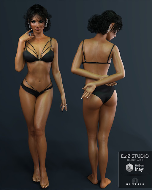 Tasi for Genesis 3 Female