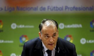 الدوري الاسباني يهدف إلى أن يكون أول من يقيم المباريات خارج الاراضي الاسبانية