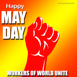 Best Worlds Happy May day greetings