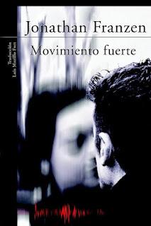 Movimiento fuerte Jonathan Franzen