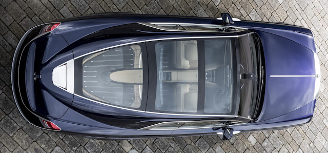 世界に一台だけの特別なロールス・ロイス「スウェプテイル」を披露!価格は14億円以上とも。