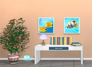 Juegos de Escape - Fish Swap Escape