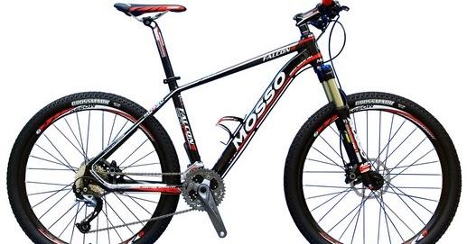 Harga dan Jual Sepeda MTB Mosso Terbaru 2017 | Daftar