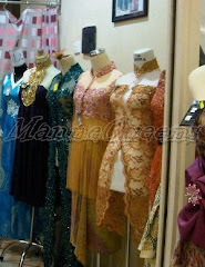 Kebaya, Dress, Gown