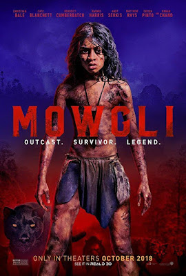 Mowgli Legend Of The Jungle 2018 Custom HD Dual Latino 5.1