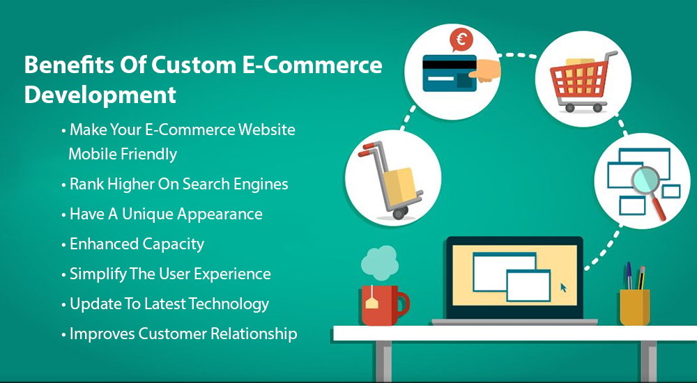 What Is Custom E-Commerce Development?